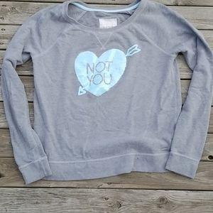 Gilly Hicks sweatshirt